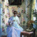 Melchers_Woman_sewing