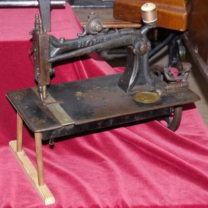 Another version of Elias Howe's sewing machine