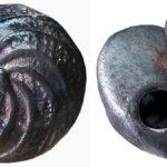 Spanish Metal Button