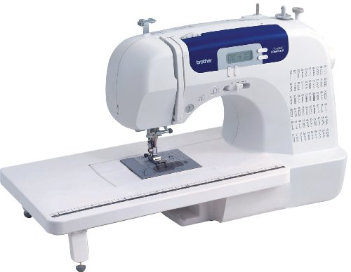 Brother CS40i FeatureRich Sewing Machine With 40 BuiltIn Stitches Beauteous Buttonhole Sewing Machine
