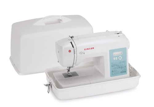 SINGER 40BR Universal Hard Carrying Case For Most FreeArm Sewing Ma Best Sewing Machine Case