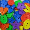 Favorite Findings 3-1/2-Ounce Big Bag of Buttons, Shapes