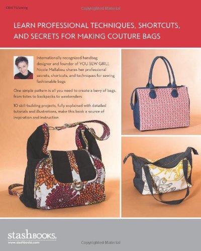 The Better Bag Maker An Illustrated Handbook Of Handbag Design Techniques Tips And Tricks