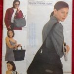 Vogue Pattern 7036 for Accessories (Handbags)