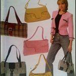 Simplicity 4646 Pattern Handbags in Five Variations
