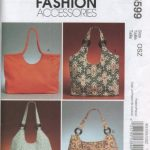McCall's Patterns M5599 Handbags, One Size Only
